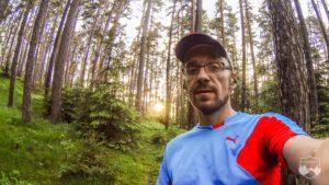 Trail, Trailrunning, Selfie, Sony AZ1, Actioncam, Puma,