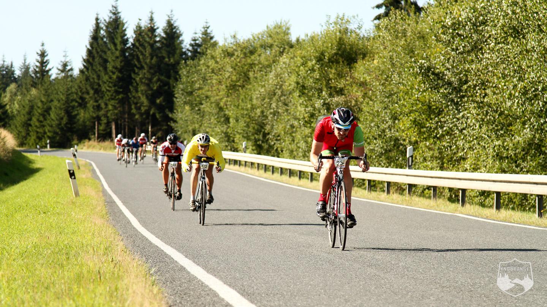 FRM, Frankenwald Radmarathon, Stockheim, Twitterbiketreff, FRM16, Evo, Cannondale, Supersix, Abfahrt, Rennrad