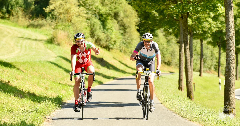 FRM, Frankenwald Radmarathon, Stockheim, Twitterbiketreff, FRM16, Allebekloppt, Coffee & Chainrings
