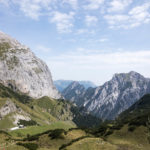 Karwendelmarsch 52km latschen durch Kiefern